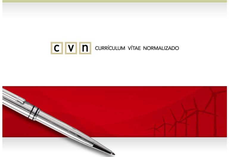 curriculum vitae normalizado cvn